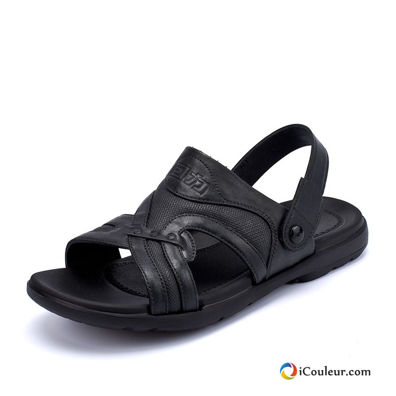 Sandales Homme Soldes 1 Cuir Icouleur Cher Page Pas Nm0nw8